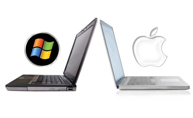 PC versus Mac