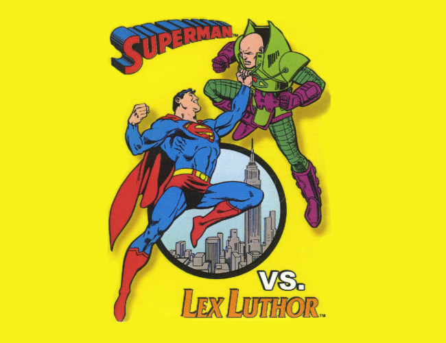 Super-Homem versus Lex Luthor