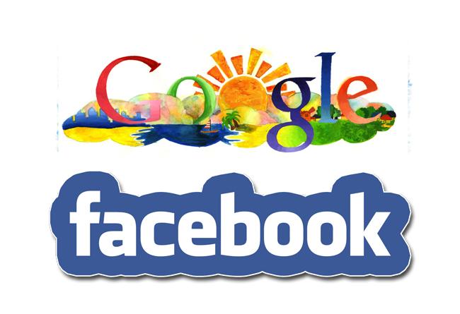 Google versus Facebook