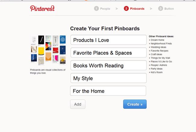 Como Promover o seu Site com o Pinterest