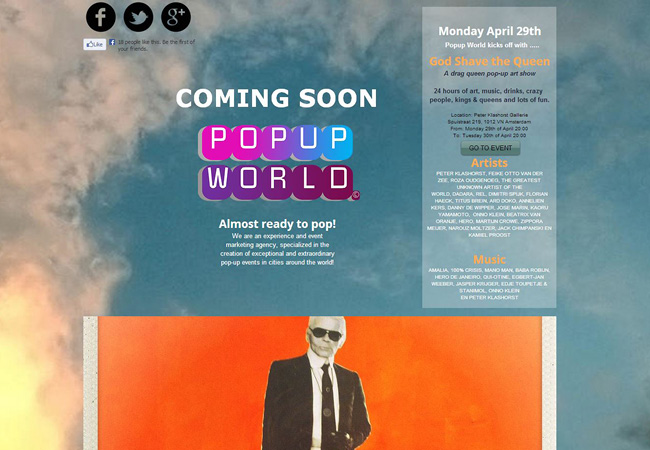 Popup World