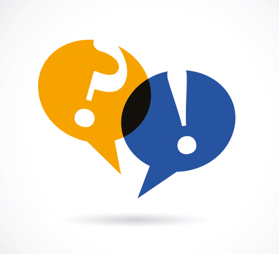 Uma sessão de perguntas e respostas é uma excelente maneira de ficar mais próximo dos seus visitantes.