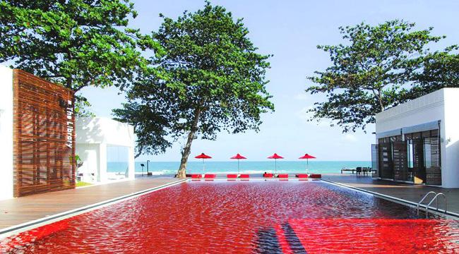 Library Hotel - Tailândia