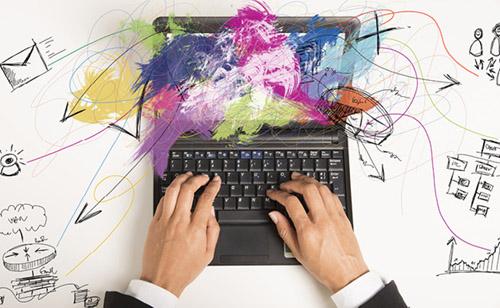 pessoa usando um computador