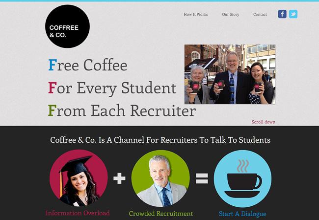 The Coffree - Publicidade em Copos de Café