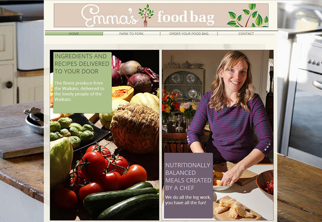 Emma's Foodbag - Delivery de Ingredientes e Receitas