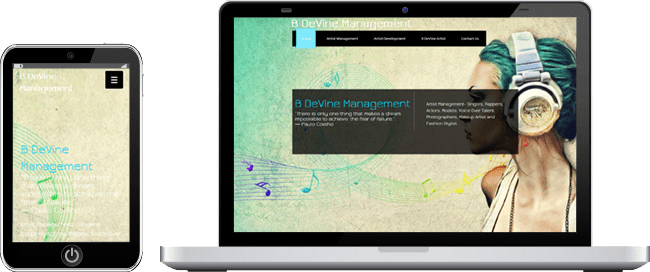B DeVine Management