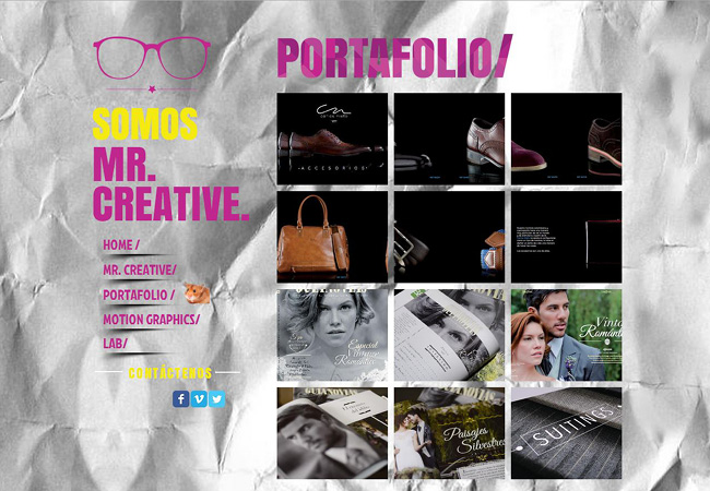 Mr. Creative Agencia