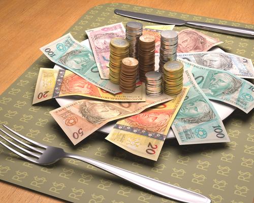 Tenha um orçamento especial para almoços e jantares de negócios.