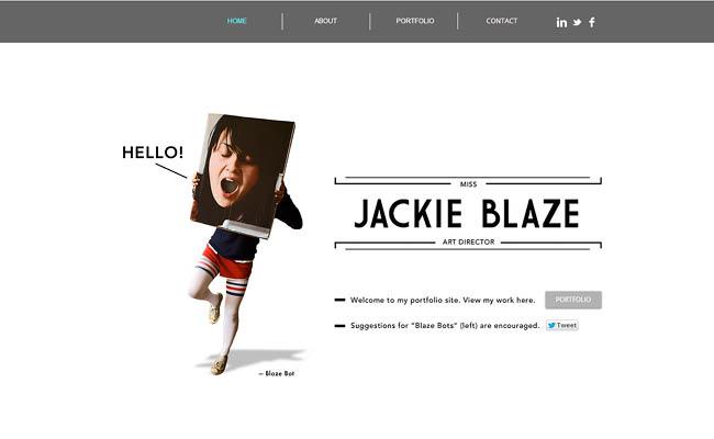 Jackie Blaze