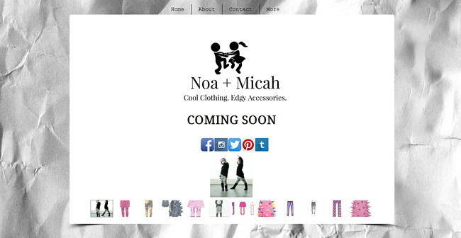 Noa + Micah