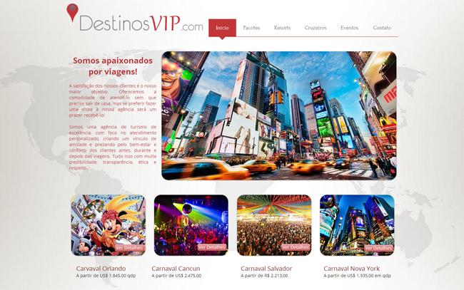 Destinos VIP