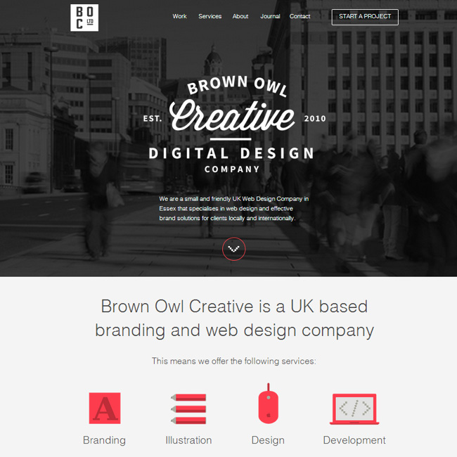 Brown Owl Creative