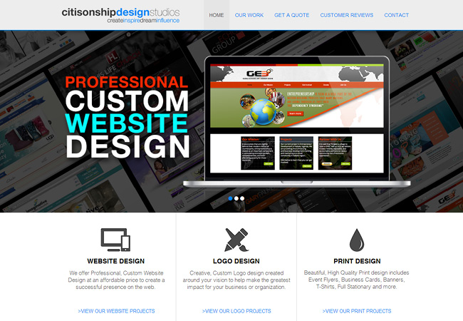 Citisonship Design