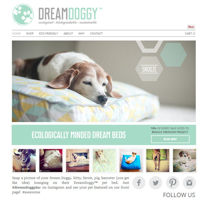 Dream Doggy >>