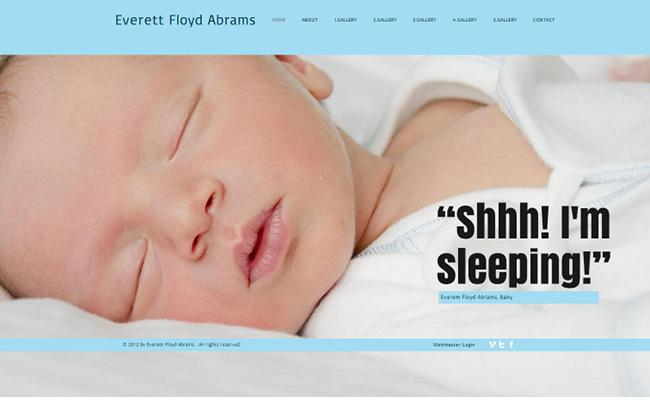 Everett Abrams >>