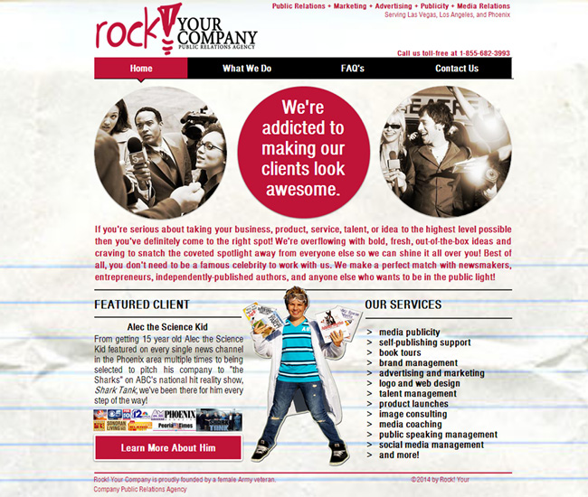 Rock! Your Company