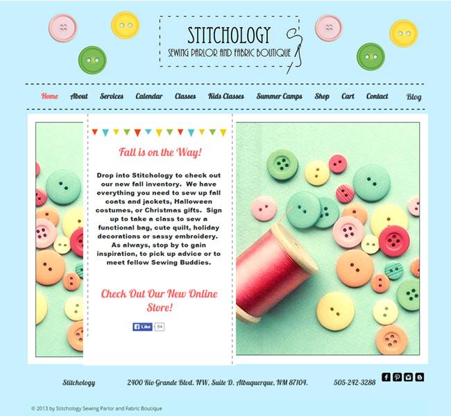 Stitchology