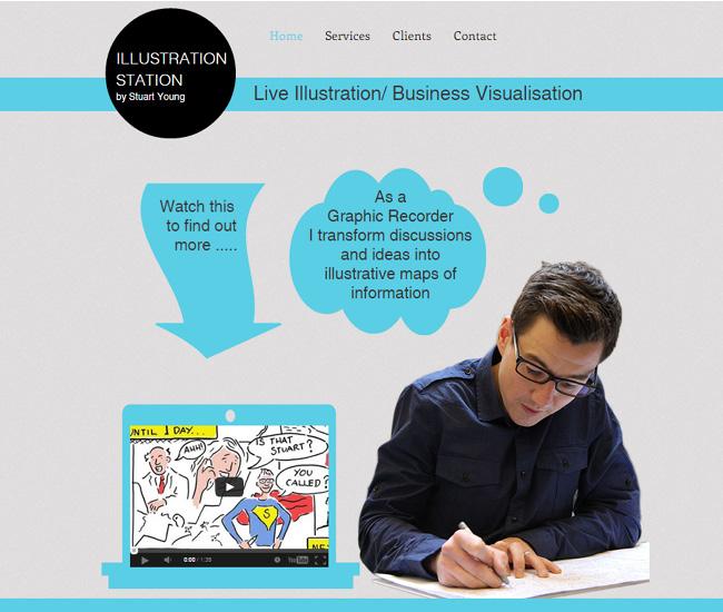 Illustration Station – Ilustrações Ao Vivo >>