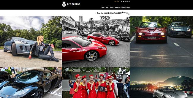 Ace Parade – Eventos Automobilísticos >>