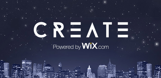 CREATE Powered by Wix.com