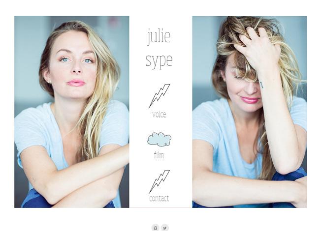 Julie Sype >>