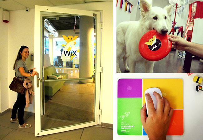 Bem vindo ao Wix!