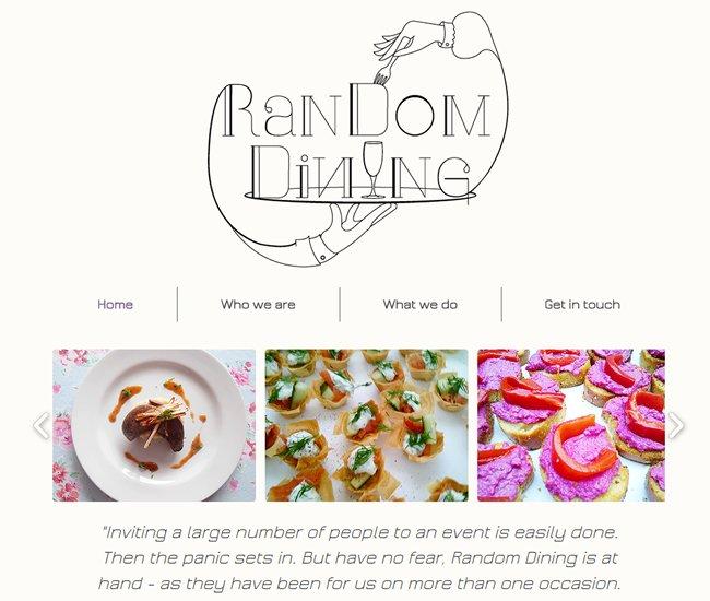 Random Dining >>