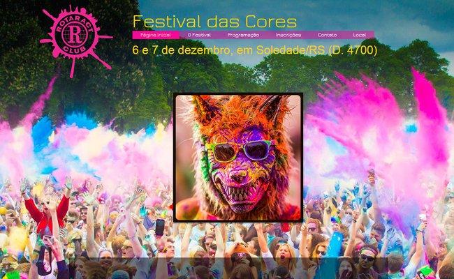 Festival Das Cores >>