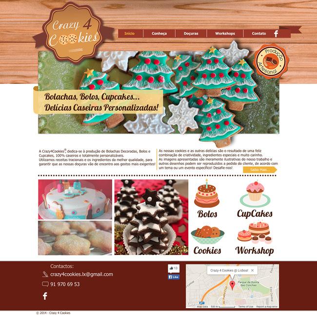 Crazy 4 Cookies >>