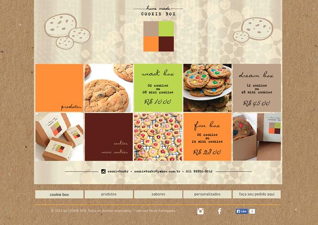 Cookie Box >>