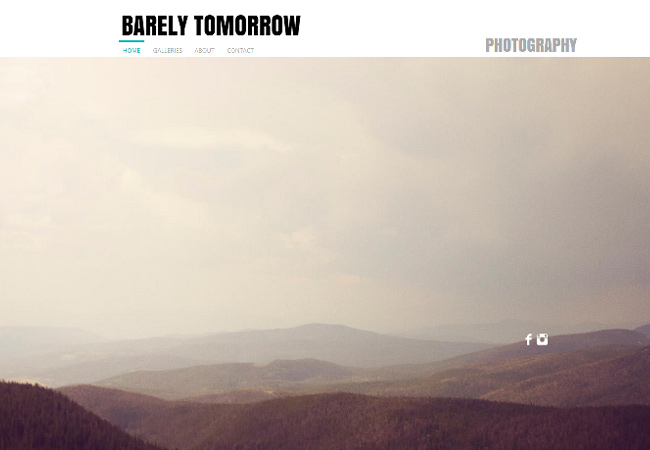 Barely Tomorrow >>