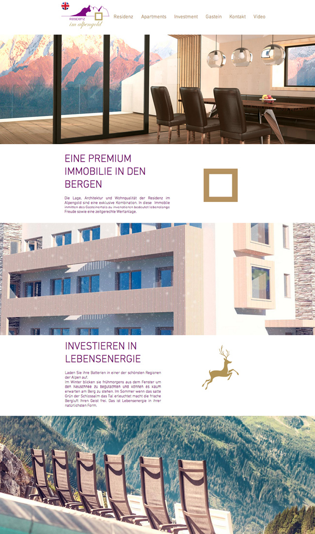 Residenz Alpen Gold >>