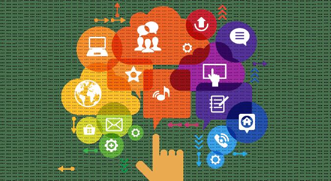 Trabalhe com as Redes Sociais