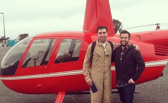 Crie Um Vínculo Com Seu Novo Chefe a 1500m de Altitude
