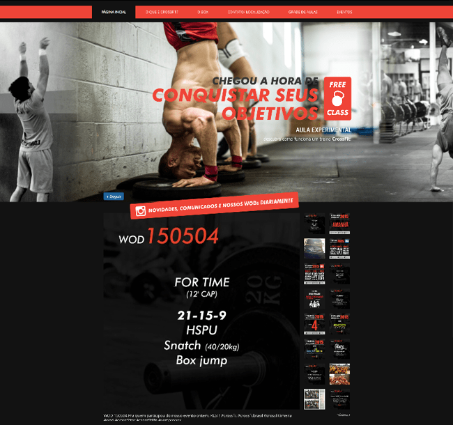 CrossFit Limeira