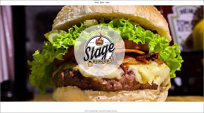 Stage Burger