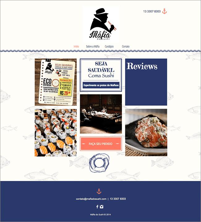 Máfia do Sushi