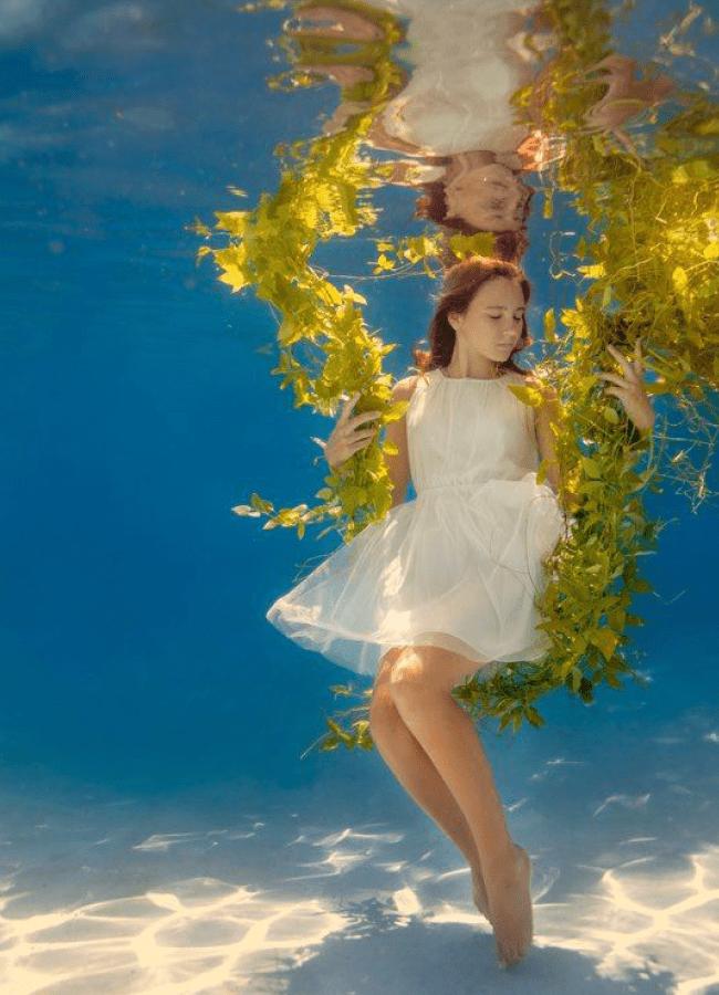 Fotografia Debaixo D'água
