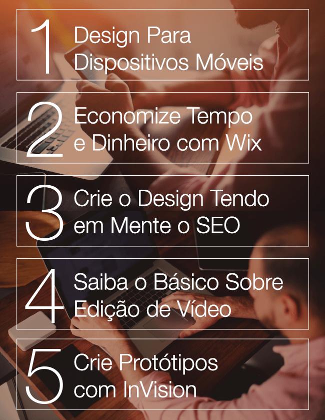 As Mais Recentes Técnicas de Web Design que Você Vai Querer Incluir no seu Currículo em 2015