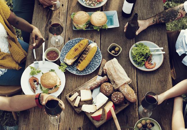 Recepcione um Jantar Especial em sua Casa