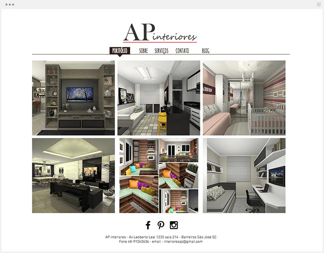 AP interiores