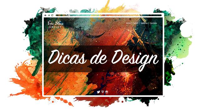 4 Dicas de Design para Criar Irresistível