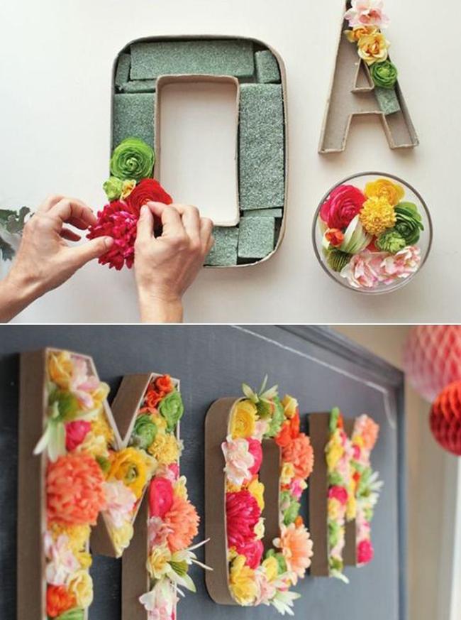 Inspirações Encontradas no Pinterest Para o Presente Perfeito de Dia das Mães