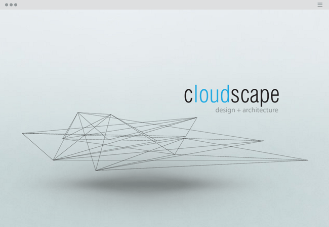 Cloudscape Architecture