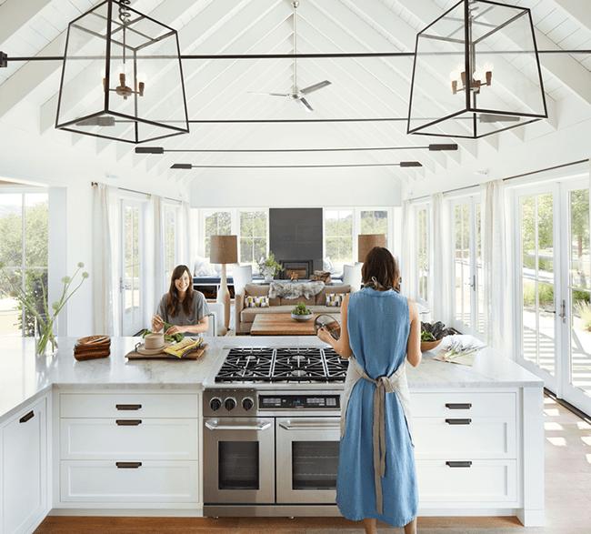 Design de Interiores - Como o Layout Aberto Aproximou as Famílias