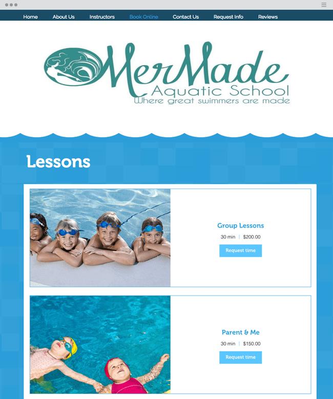 MerMade Aquatic School