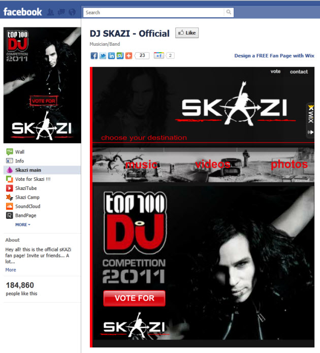 DJ Skazi