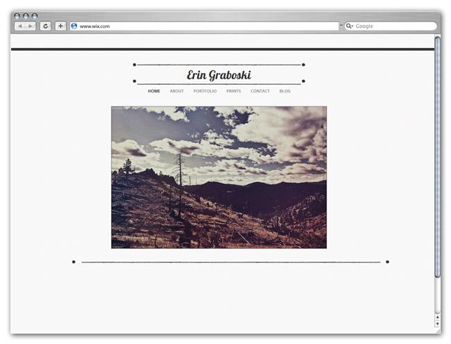 Incríveis Sites HTML5 Criados com o Wix