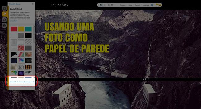 Dicas de HTML5 - Usando uma Foto como Papel de Parede